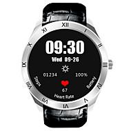 tanie Inteligentne zegarki-Inteligentny zegarek GPS Pulsometr Spalone kalorie Krokomierze Video Obsługa multimediów Śledzenie odległości Obsługa aparatu Anti-lost