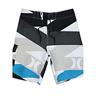 Muškarci Print Gaćice Kupaći kostimi Plava