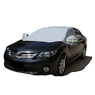 Χαμηλού Κόστους Αξεσουάρ Εξωτερικού Αυτοκινήτου-Ημι-κάλυψη Καλύμματα αυτοκινήτων Αντανακλαστικό For Universal Όλα τα μοντέλα Όλες οι εποχές