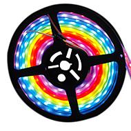 72W Fleksible LED-lysstriper 6950-7150 lm DC12 V 5 m 300 leds Lilla