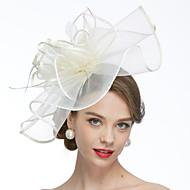 Χαμηλού Κόστους -Δίχτυ Γοητευτικά / Καπέλα / Βιτρίνα Πτηνών με 1 Γάμου / Ειδική Περίσταση Headpiece
