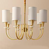 קאנטרי סגנון קטן נברשות תאורה כלפי מעלה עבור סלון בבית חדר שינה 110-120V 220-240V נורה אינה כלולה