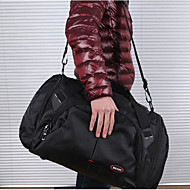 Women Bags All Seasons Oxford Cloth Polyester Travel Bag for Casual Outdoor Black