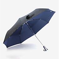 125 cm schwarz gel sonnenschutz sonnenschirm kreative uv-schutz regenschirm