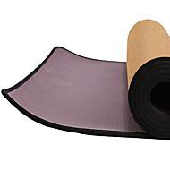 Φυσικό καουτσούκ συνθετικές ίνες Mats Γιόγκα Αντιολισθητική Μεσαίου Πάχους mm
