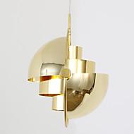 halpa -Post modern europe style pyörivät sävy kulta väri kattokruunu lamppu makuuhuone / olohuone / ruokala / baari / sisäänkäynnin koristella