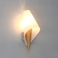 billige Vegglamper-40 E12/E14 Moderne / Nutidig Land Trekk for Mini Stil,Atmosfærelys Vegglampe