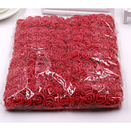 140PCS Styrofoam Rose DIY Accessories Artificial Flowers Soap flower
