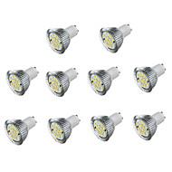 billige Spotlys med LED-5W 450 lm GU10 LED-spotpærer MR16 16 leds SMD 5730 Dekorativ Varm hvit Kjølig hvit AC 85-265V