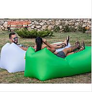 Nafukovací postel Nafukovací gauč Matrace nafukovací Outdoor Kempink Voděodolný Přenosný Odolný proti vlhkosti Design-ideální gauč Oxford Outdoor a turistika Plážové cestování pro 1 osoba