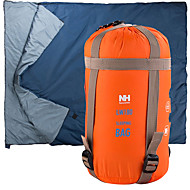 cheap Camping & Hiking-Naturehike Sleeping Bag Outdoor 15-5°C Envelope / Rectangular Bag Mini Keep Warm Ultra Light (UL) Rain-Proof Compression for Traveling