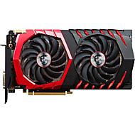 MSI Video Graphics Card GTX1080 1847MHz/10108MHz8GB/256 bit GDDR5X