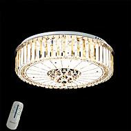 billige Taklamper-Takplafond Omgivelseslys - Mulighet for demping, LED, Dimbar med fjernkontroll, 220-240V LED lyskilde inkludert / 10-15㎡ / Integrert LED