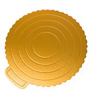 billige Bakeredskap-Cake Moulds Rund Dagligdags Brug Rose gull baking Tool