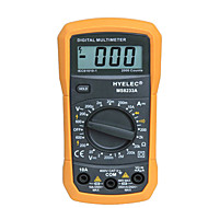cheap Electrical Instruments-HYELEC MS8233A 2000 Counts Mini Professional Digital Multimeter LCD Display Electrical Handheld Tester Ammeter Multimetro