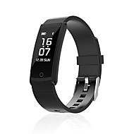 tanie Inteligentne zegarki-Inteligentne Bransoletka YYS6 na Inne / iOS / Android Pulsometr / Pomiar ciśnienia krwi / Spalone kalorie / Długi czas czuwania / Ekran dotykowy Pulsometr / Krokomierz / Powiadamianie o połączeniu