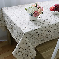 Muuta Painettu Table Cloths , Cotton Blend materiaali 1
