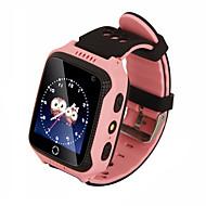 tanie Inteligentne zegarki-Zegarki dziecięce M05 na Android GPS / Długi czas czuwania / Odbieranie bez użycia rąk / Gry / Ekran dotykowy Powiadamianie o połączeniu telefonicznym / Rejestrator aktywności fizycznej / Rejestrator