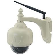easyn® 1,3 mp wifi ip kamera dome udendørs ip65 vandtæt h.264 2,8-12mm optisk zoom