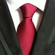 גברים של אופנה למבוגרים polyster necktieneckwear מפוספסים כל העונות
