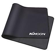Kkmoon 600 * 300 * 3mm גודל רגיל רגיל שחור המורחבת עמיד במים עמיד נגד החלקה גומי מהירות המשחק עכבר עכבר כרית שולחן שטיח