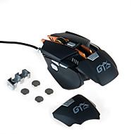 AJAZZ AJAZZ-GTXPRO Žičano igraći miš Podesiva težina DPI podesivo 1000/2000/3000/4000