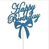 godišnjica / Rođendan / Zabava / večer / Birthday Party Materijal Papir Vjenčanje Dekoracije Odmor / Rođendan / Obitelj Spring, Fall,