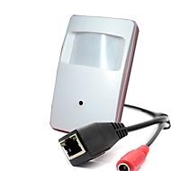 billige IP-kameraer-720p onvif 1.0mp 25fps sikkerhet innendørs ip kamera cctv mini pir stil 3.7mm linse overvåkning 1/4 h62 cmos