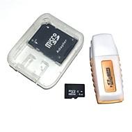 tanie Karty pamięci-Ants 4 GB karta pamięci Class6 AntW6-4