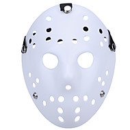 Halloween novo poroso Jason assassino máscara branco grosso 13º horror hockey cosplay máscara carnaval mascarada festa fantasia prop