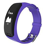 tanie Inteligentne zegarki-Inteligentne Bransoletka GPS Ekran dotykowy Pulsometr Wodoszczelny Spalone kalorie Krokomierze Rejestr ćwiczeń Śledzenie odległości