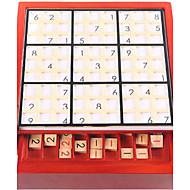 Χαμηλού Κόστους Παζλ 3D-Παιχνίδι σκάκι Παζλ Σουντόκου Εκπαιδευτικό παιχνίδι Κατά του στρες Ορθογώνιο Ξύλινος Γιούνισεξ Δώρο
