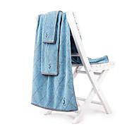 Χαμηλού Κόστους Πετσέτα μπάνιου-Πετσέτα μπάνιου Μονόχρωμο 100% Βαμβάκι