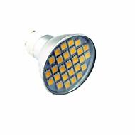 billige Spotlys med LED-3W 300 lm LED-spotpærer 27 leds SMD 5050 Dekorativ Kjølig hvit AC220