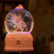 家族 誕生日 樹脂 コンテンポラリー クリスマス 新年,LED光源 装飾的なアクセサリー