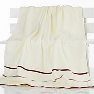 Frisk stil Badehåndkle,Stripet Overlegen kvalitet 100% Bomull Håndkle
