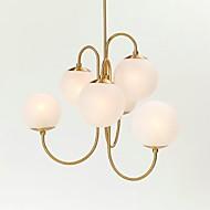 abordables -Lustre, rustique / lodge peinture caractéristique pour designers salle d'étude en métal / bureau magasins d'intérieur / cafés 2 bulbes