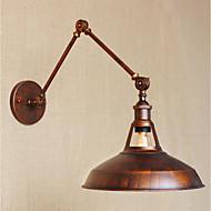 AC 220-240 AC 110-120 40 E26/E27 Basit Vintage Retro Ülke Resim özellik for Mini Tarzı Ampul İçeriği,Ortam Işığı Duvar ışığı