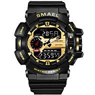 tanie Inteligentne zegarki-Inteligentny zegarek Wodoszczelny Wielofunkcyjne Sportowy Czasomierz Budzik Chronograf Kalendarz Nie Slot karty SIM