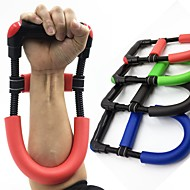 Arm Wrist Exercise Equipment Forearm Grip Strength Exercise Arm Exercises(Random Color)