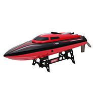 RCボート H101 高速モーターボート ABS 4 チャンネル KM / H