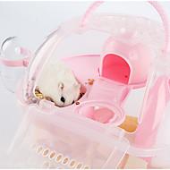 ieftine Küçük Hayvan Giyim ve Aksesuarları-Rozătoare Hamster Silicon Cuști Galben Verde Albastru Roz