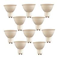 7W GU10 Lâmpadas de Foco de LED 6 leds SMD 3030 Branco Quente Branco 580lm 2800-6500