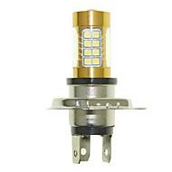 Sencart 1pcs h4 pk22s knipperende gloeilamp geleide auto beurt signaal licht backlight gloeilampen (wit / rood / blauw / warm wit) (dc /