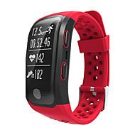 Homens Relógio Esportivo Relógio Militar Relógio inteligente Quartzo Digital Silicone Cores Múltiplas Impermeável Monitor de Batimento Cardíaco Alarme Digital Amuleto Luxo Clássico Vintage Casual -