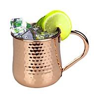 Glazen en bekers, 500 Roestvast staal Sap Cocktail Beker