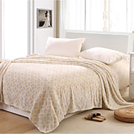 cheap Blankets & Throws-Super Soft Lattice Polyester Blankets