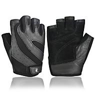 cheap Cycling Gloves-BOODUN® Sports Gloves Bike Gloves / Cycling Gloves Wearable Breathable Wearproof Protective Fingerless Gloves Canvas Fitness Men's