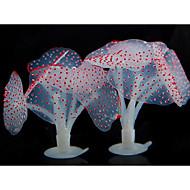 Akvarij Dekoracija Koralj Guma