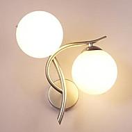 AC 220-240 AC 110-130 40 E26/E27 Moderne / Nutidig Sølv Trekk for LED,Atmosfærelys Vegglampe